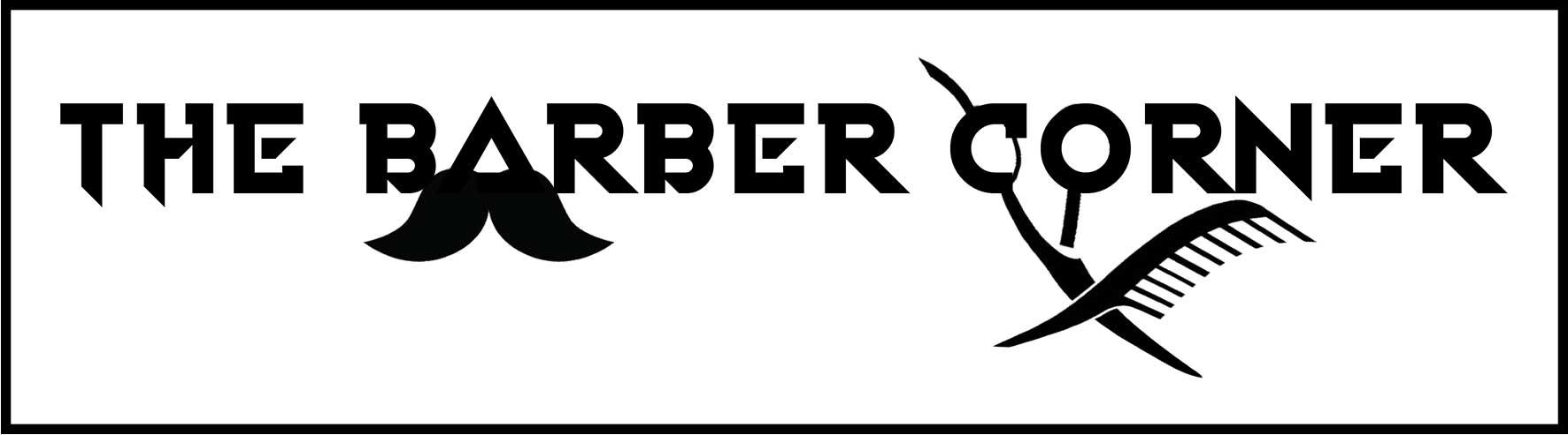 logo the barber corner