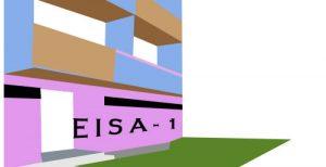 logo en couleur immeuble du CS-EISA1