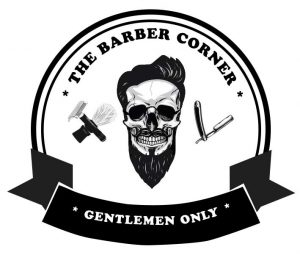 logo barber pour anais avec flags