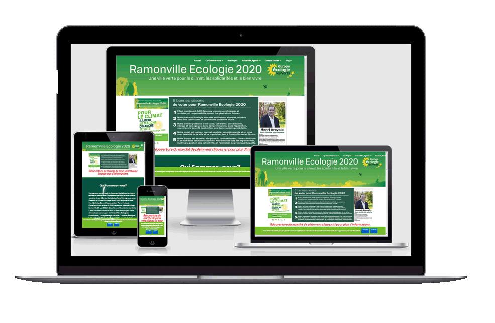 image responsive Site: Ramonville Ecologie 2020